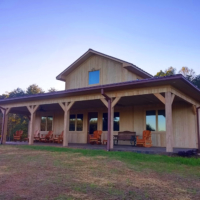 New Hanging Rock Cabin Ready