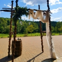 Simply Elegant Wedding at Luna's Trail 9.9.19