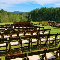 all outdoor wedding