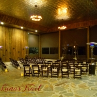 New Year's Eve Wedding at Luna's Trail