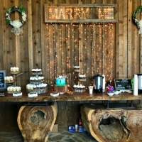 Maggie and Kenley's Wedding at Luna's Trail