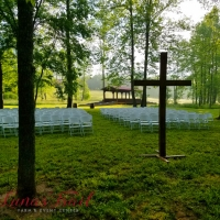 Bailey and Hunter's Wedding in the Woods