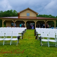 Memorial Weekend Wedding
